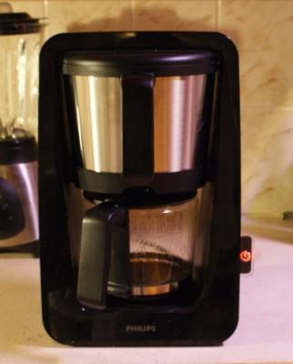 Philips Avance kaffebryggare