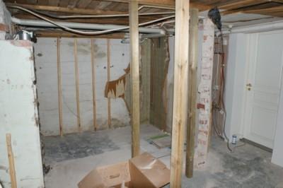 Renovering av källaren del 2 | Pysselmani