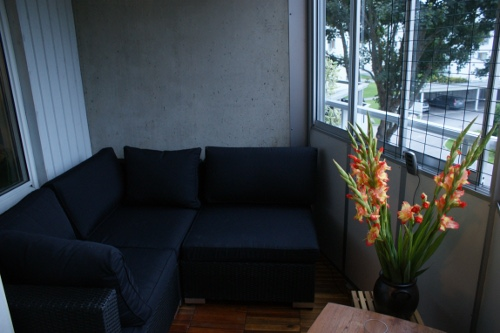 stora balkongmöbler