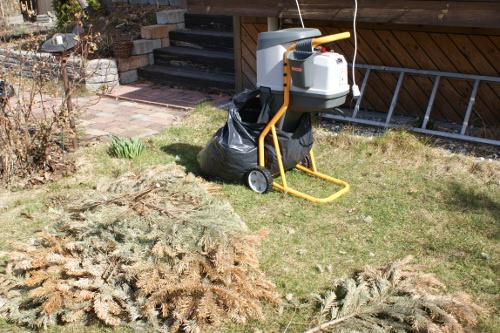 kompostkvarn Ryobi