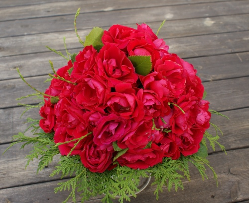 rosor i oasis