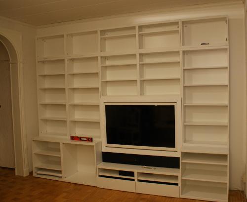 Bestå bokhylla