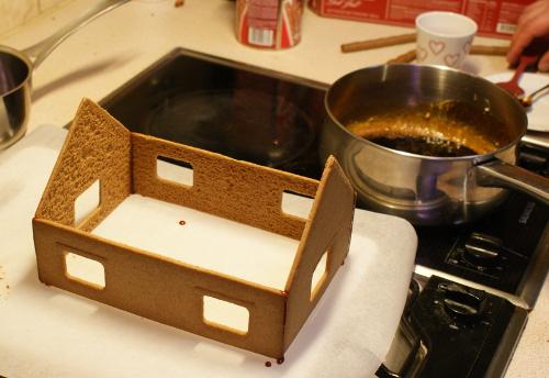 bygg pepparkakshus