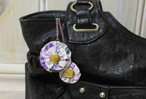 smycke till väska