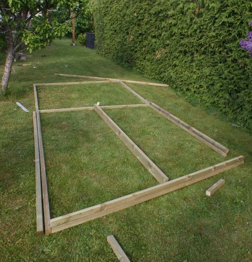 bygg en kattgård