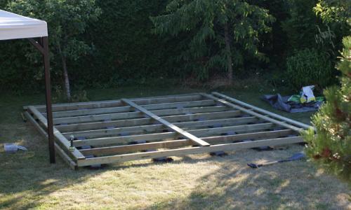 bygga trädäck