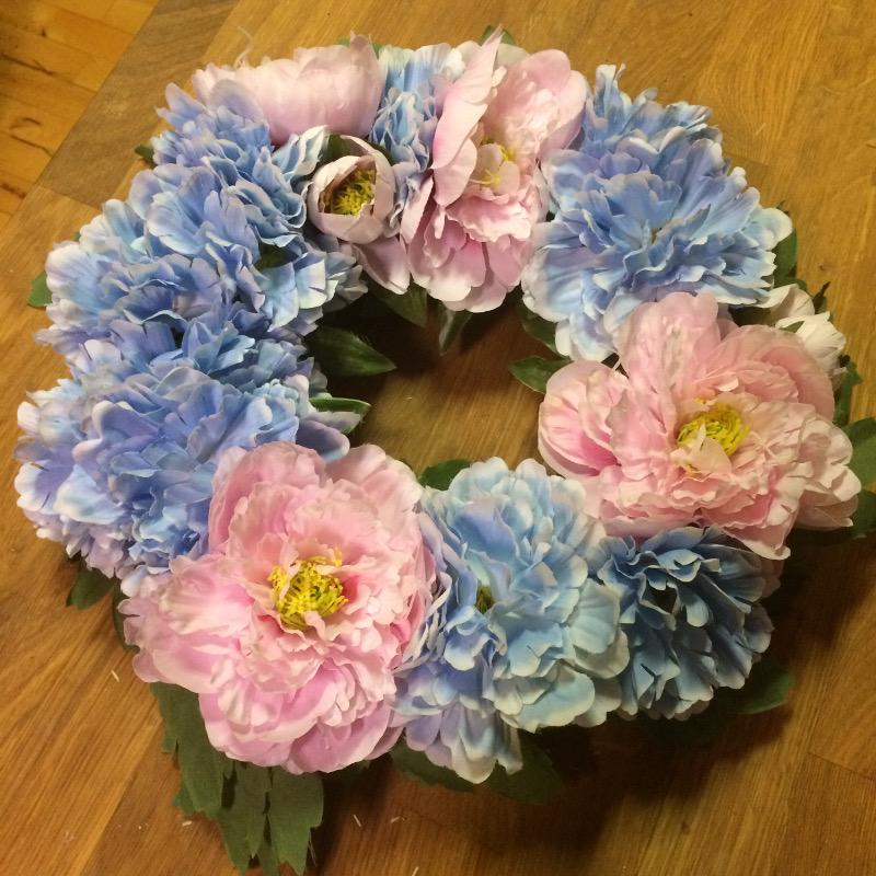 20g_Evigt blommande krans
