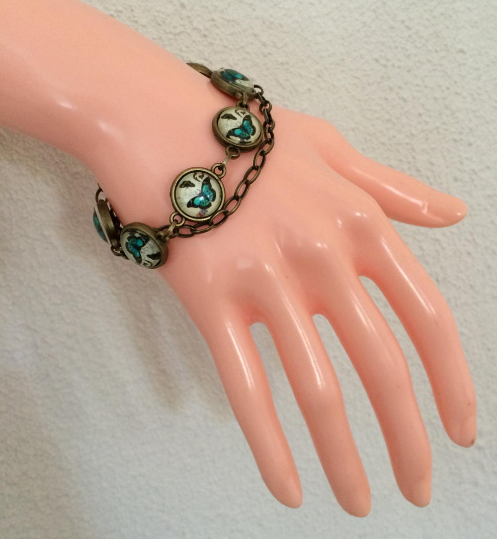armband cabochon